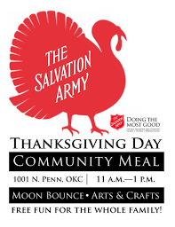 thanksgiving flyer 2014 redv2 copy the salvation army central