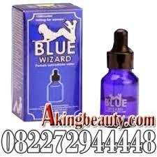 obat perangsang pria blue wizard cair asli paling manjur