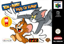 tom jerry fists furry nintendo 64 2000 mobygames