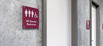 Gender Neutral Bathrooms - gender neutral bathrooms a u0027sign u0027 of the times smart meetings