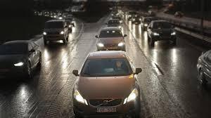 volvo to accept full liability if their autonomous cars crash