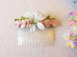 mulan hair comb flower hair comb inspired by mulan ebay