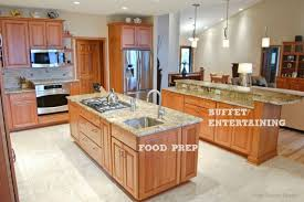 kitchen with 2 islands lakeside conversion weekends to ss site title