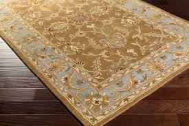 Blue Brown Area Rugs Light Brown Area Rugs 28 Images Allstar Rugs Handmade Light