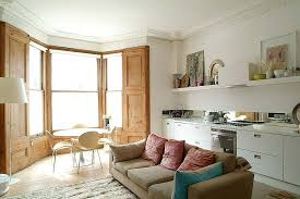 kitchen sitting room ideas 17 best ideas about living dining combo on concrete