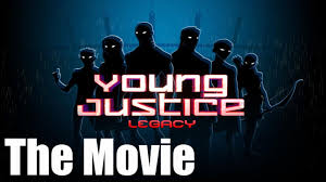 young justice young justice legacy all cutscenes game movie youtube