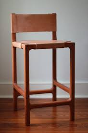 bar stools wood and leather stools design marvellous wood and leather bar stools wooden step