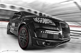 audi q7 modified audi q7 by project kahn afzal khan car audio system and