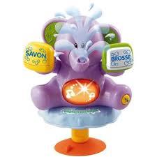 si e de bain vtech vtech eléphant eau splash jouet pour le bain achat prix fnac