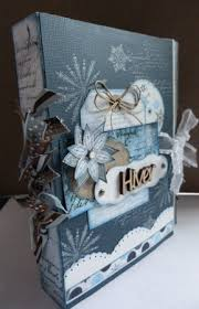 Handmade Scrapbook Albums 179 Best Handmade Albums Images On Pinterest Mini Albums Mini