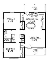 single story cabin floor plans one story cottage house plans california houses modern ranch open