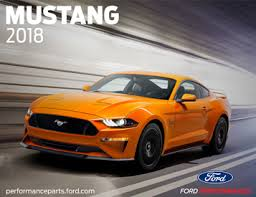 ford mustang 5 0 performance parts sema 2017 ford performance parts