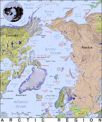 Arctic Map Arctic Public Domain Maps By Pat The Free Open Source