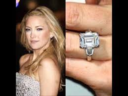 kate engagement ring kate hudson s engagement ring
