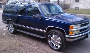 chevy suburban blue o g miller 1999 gmc suburban 1500 specs photos modification