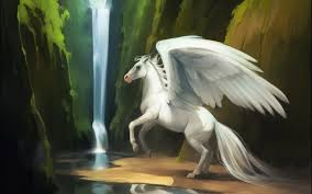 mythical creature pegasus wallpaper hd of winged horse