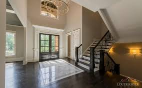 custom home interior design atlanta custom home builder design gallery loudermilk homes