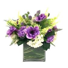 Artificial Floral Arrangements Faux Flower Arrangements U2013 Eatatjacknjills Com