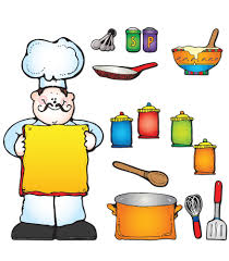 Kitchen Message Board Ideas Cooking Themed Bulletin Board What U0027s Cooking Bulletin Board Set