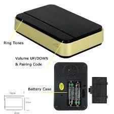 yobang security wifi door intercom camera video door phone