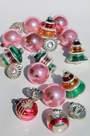 vintage glass ornaments rainforest islands ferry