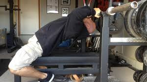 Jr Weight Bench Set Setting Up The Bench Press U2013 Sweat Like A Pig
