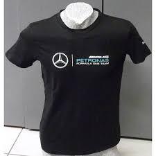 mercedes amg shirt mercedes amg f1 logo t shirt in cell quality formulasports
