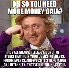 Memes Online - gaia paying bills gaia online know your meme