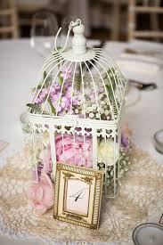 birdcage centerpieces 20 inspiring vintage wedding centerpieces ideas