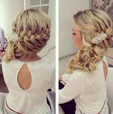 prom hairstyles for long hair to the side beautiful long hairstyle