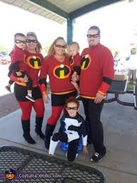 incredibles costume incredibles family costume