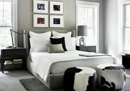 chambre ton gris murs et ameublement chambre tout en gris tendance