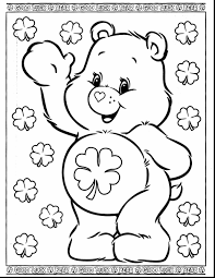 remarkable care bear babies bears baby care bear coloring