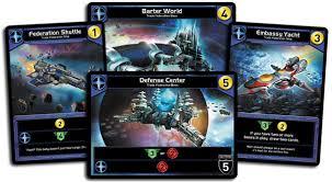 Card Game Design Star Realms Image Boardgamegeek Card Game Design Inspiration