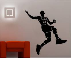 Vinyl Wall Stickers Custom Popular Sports Wall Decals Buy Cheap Sports Wall Decals Lots From