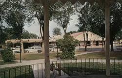 La Placita Dining Rooms Albuquerque New Mexico Vintage Postcards U0026 Images