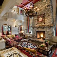 mountain home interior design bright mountain home ski chalet in northern california