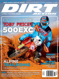 action motocross dirt action universal magazines