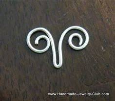 Learning To Make Jewelry - learn to make jewelry with aluminum wire beginning wire working