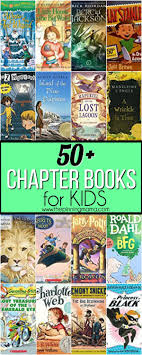 50 chapter books for the pinning