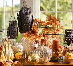 Best Online Home Decor Stores Interior Halloween Home Decor With Gold Mercury Pumpkins And