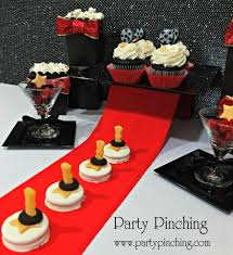 oscar party ideas oscar party party pinching