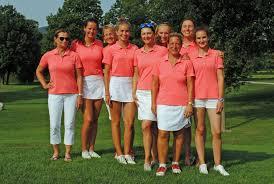 Golfclub Baden Hills Clubmannschaft Damen Golfclub Johannesthal