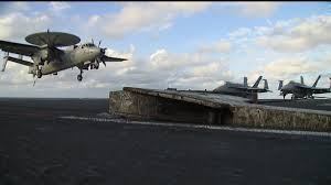 watch hometown sailors at work on the uss dwight d eisenhower in