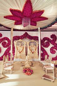 Indian Wedding Chairs For Bride And Groom Traditional Indian Ceremony Opulent Reception In Florida