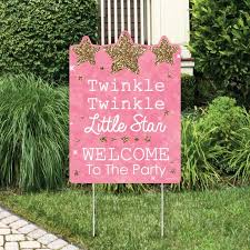 twinkle twinkle party supplies pink twinkle twinkle party decorations birthday