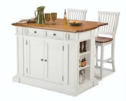 furniture maple wood portable kitchen island with seating with
