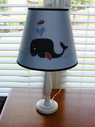 baby nursery lamp shades ideas