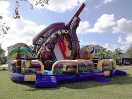 bounce house rental miami combos rentals in miami party equipment rental service