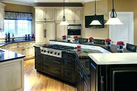 kitchen islands with stoves stoves for kitchen islands astounding stove top in island kitchen